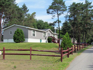 Birchwood Mobile Home Park Vermont State Housing Authority
