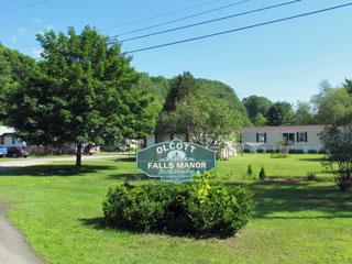 Olcott Falls Mobile Home Park