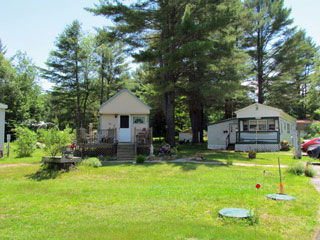 Sandy Pines Mobile Home Park - Vermont State Housing Authority