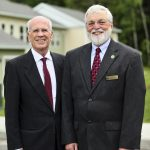 Rep. Welch and Richard Williams